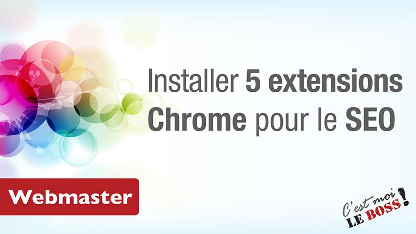 Seo Extension Chrome Webmaster
