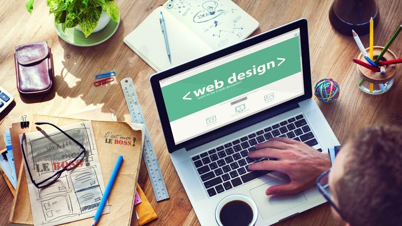 concevoir son site web