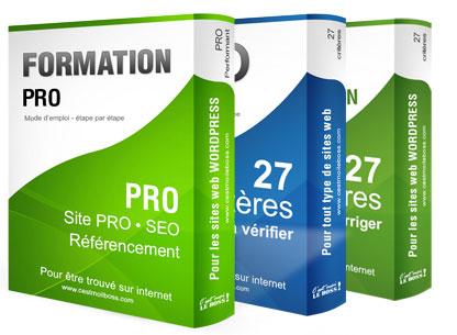 Formation Webmaster PRO