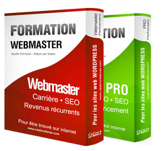 Formation Webmaster avec WordPress