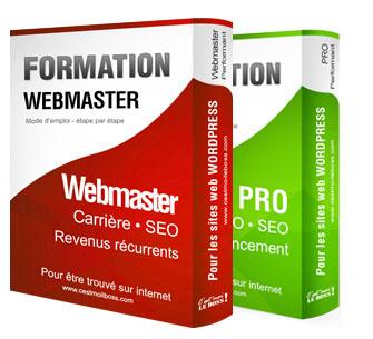 Formation Webmaster avec WordPress