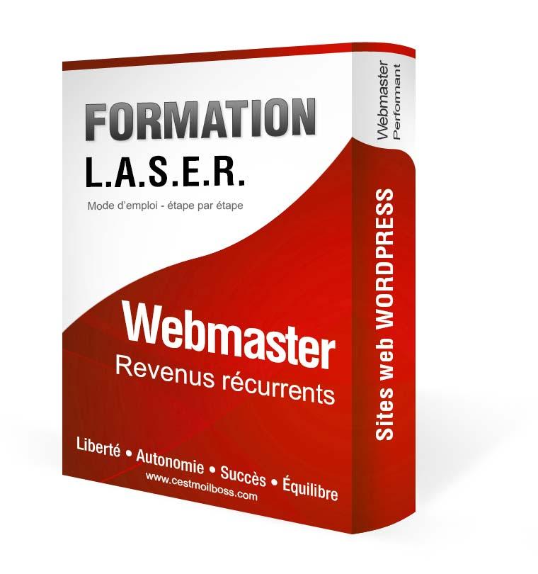 Formation en ligne • Webmaster